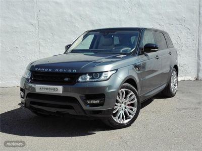 brugt Land Rover Range Rover Sport 3.0 SDV6 306cv HSE Dynamic