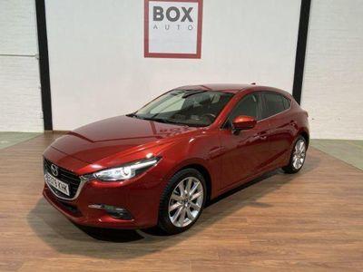 usado Mazda 3 32.0 Luxury Navegador 88kW