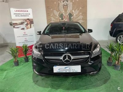 usado Mercedes CLA200 5p