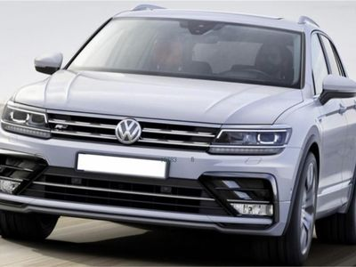 usado VW Tiguan RLine 2.0 TDI 150CV BMT 4x2