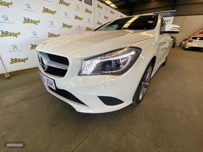 usado Mercedes CLA220 CLACDI Aut. Urban