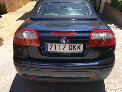 usado Saab 9-3 Cabriolet 1.8t Linear