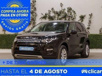 usado Land Rover Discovery Sport 2.0L TD4 132kW (180CV) 4x4 HSE