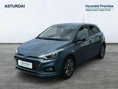 usado Hyundai i20 1.0 TGDI Tecno LE DCT 74 kW (100 CV)