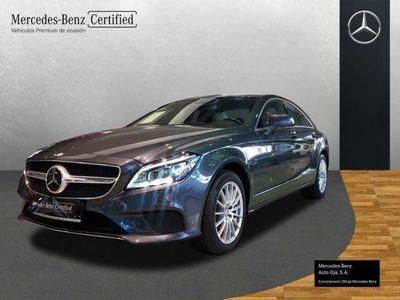 gebraucht Mercedes CLS350 BlueTEC / d 4Matic