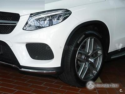 usado Mercedes GLE350 Clase Gle CoupeD 4matic 5p. -16