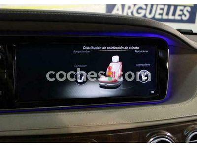 usado Mercedes S63 AMG Clase SAmg Aut. 585 cv en Madrid