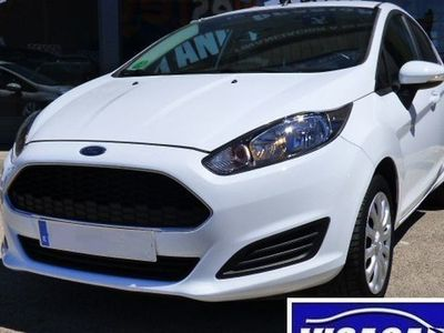 gebraucht Ford Fiesta 1.5 TDCi Trend