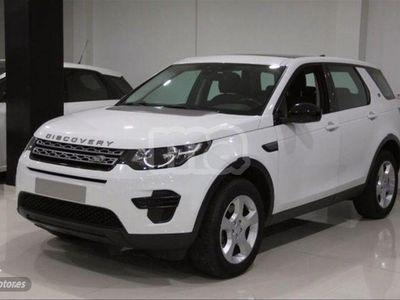 usado Land Rover Discovery 2.0L eD4 150CV 4x2 Pure