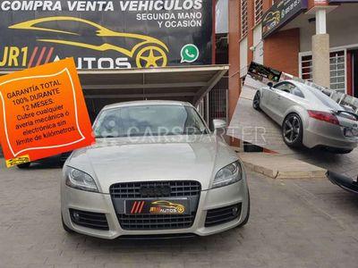 usado Audi TT Coupé 2.0 TFSI S-Tronic 2p