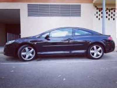 gebraucht Peugeot 407 Coupe 2.7HDI Aut.