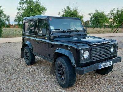 usado Land Rover Defender 90 2.5Td5 SW SE