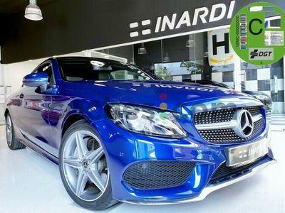 usado Mercedes C300 Clase C9g-tronic 258 cv en Barcelona