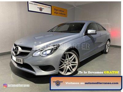 usado Mercedes E400 E 400coupe 333cv 2p
