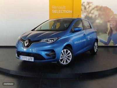 usado Renault Zoe Intens 80 kW R110 Bateria 50kWh Flexi