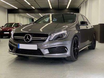 usado Mercedes A45 AMG 4Matic 7G-DCT