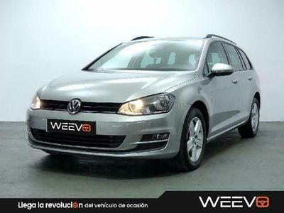 usado VW Golf Sportsvan 1.6 TDI ADVANCE BMT 115 5P