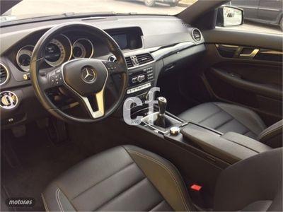 usado Mercedes C220 Coupé