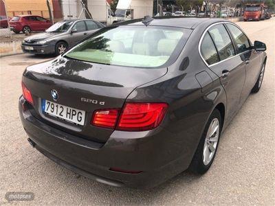 brugt BMW 520 Serie 5 F10 Diesel Efficient Dynamics Edition