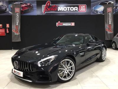gebraucht Mercedes AMG GT Coupé IGUAL QUE NUEVO-DIRECTAMENTE DE MERCEDES