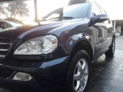 usado Mercedes ML400 CDI