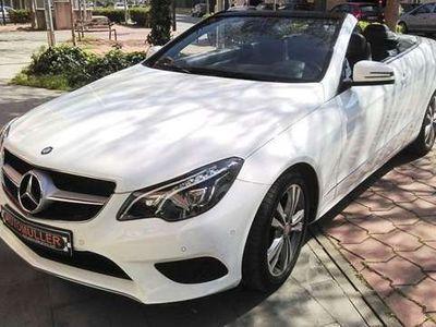 usado Mercedes E200 Cabrio CGI BE 7G Plus