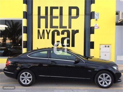 usado Mercedes C220 Coupé CDI BE