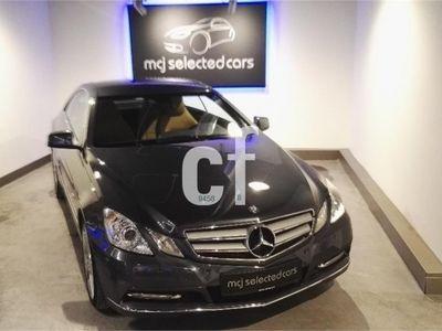 usado Mercedes E350 Coupé CDI BE 7G Plus Avantgarde 265Cv