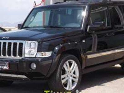 usado Jeep Commander Diesel