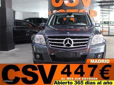 gebraucht Mercedes GLK220 CDI 170CV 4MATIC **445€/MES SIN ENTRADA**