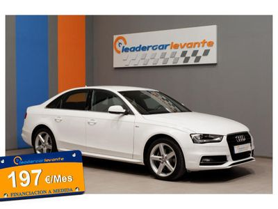 usado Audi A4 2.0TDI CD 150 S line edition 150CV