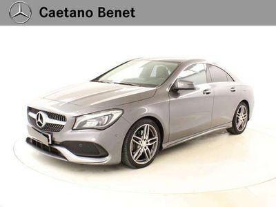 usado Mercedes CLA220 Clase Cla7g-dct 177 cv en Malaga