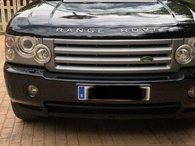 brugt Land Rover Range Rover 3.6TdV8 Vogue Aut.