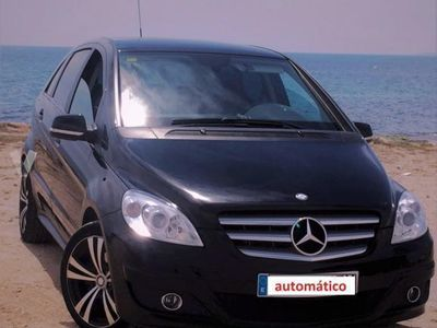 usado Mercedes B180 Clase BCDI Sport Edition -11