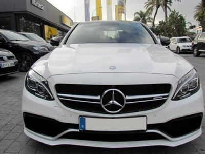 usado Mercedes C63 AMG AMG 510CV 2015 59000 KM
