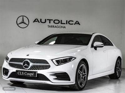 usado Mercedes CLS350 CLS4Matic Aut.