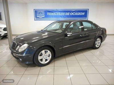 usado Mercedes E320 CDI Automatico