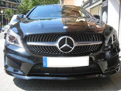 usado Mercedes CLA220 Shooting Brake Clase CLA CDI Aut. Urban -15