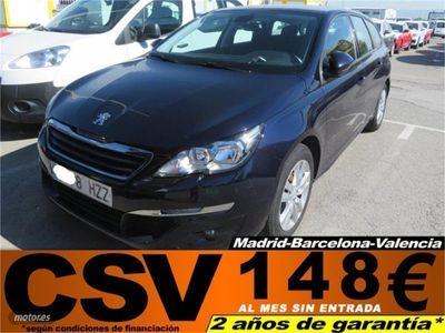 brugt Peugeot 308 1.6e-HDi Active 85 kW (115 CV)