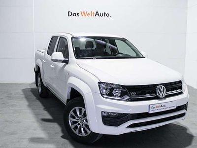 usado VW Amarok 3.0TDI Premium 4M Aut. 150kW