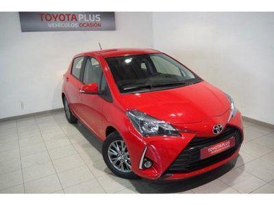brugt Toyota Yaris 1.0 70 City