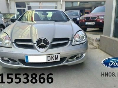 usado Mercedes SLK350 SLK