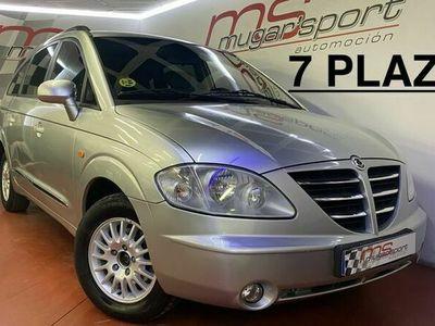 usado Ssangyong Rodius 270 Xdi Limited 165