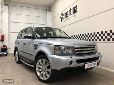 used Land Rover Range Rover Sport 4.2 V8 Supercharged