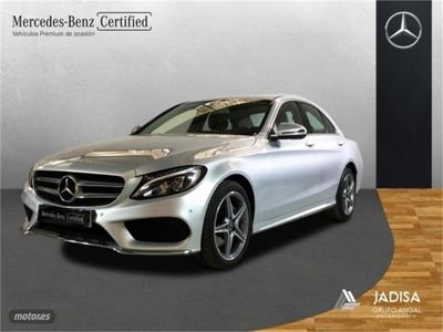 used Mercedes C200 Clase C9G-Tronic