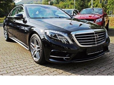usado Mercedes S350 BT AMG FULL,PANORAMICO,DISTRONIC ..