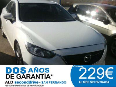 usado Mazda 6 2.2 DE Business Edition + Nav 110 kW (150 CV)