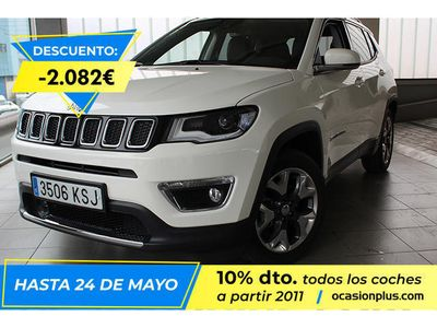 used Jeep Compass 1.4 Multiair Limited 4x2 (140 CV)