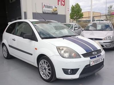 gebraucht Ford Fiesta 1.6 TDCi Sport