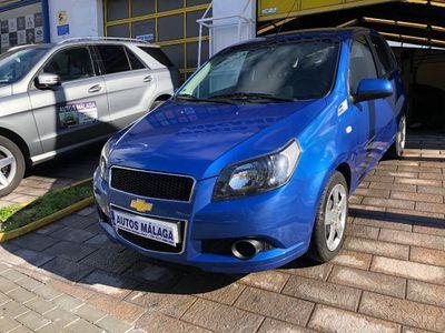 brugt Chevrolet Aveo 1.4 16v LS